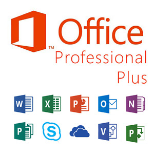 Office 365 ProPlus Word Excel PowerPoint Access ect..