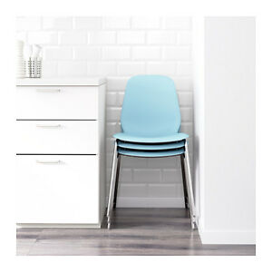 IKEA LEIFARNE chair x4 (perfect and clean condition)
