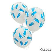 Blue Baby Shower Decorations