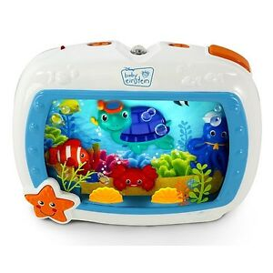 Baby Einstein - Sea Dream Soother like new clean used once Edmonton Edmonton Area image 4