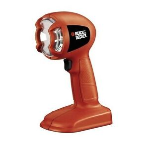 Black & Decker 18V cordless flash light Kitchener / Waterloo Kitchener Area image 2