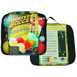 Water Sports Lighted Bocce Set Cambridge Kitchener Area image 1