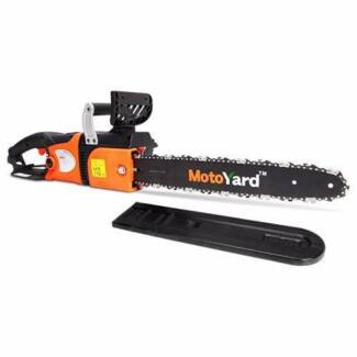 "MotoYard 16"" Bar 2400W Electric ChainSaw Fairfield East Fairfield Area Preview"