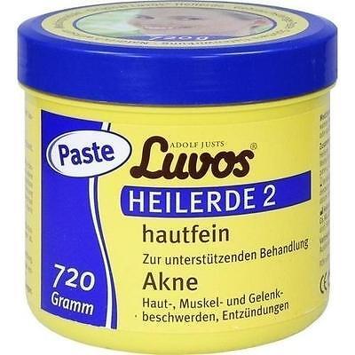 LUVOS Heilerde 2 hautfein Paste 720 g