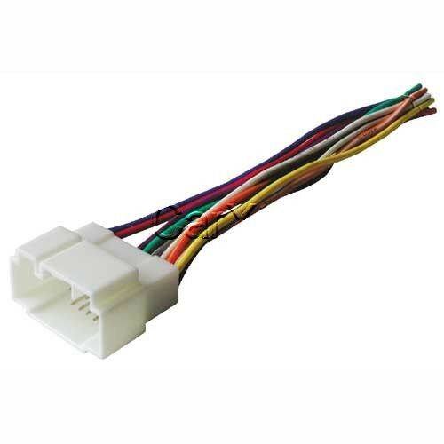 Acura Aftermarket Radio Wire Harness Stereo Connect Wiring