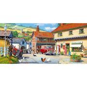 636 Piece Jigsaw Puzzles