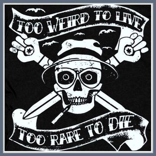 467ff9e83 Fear and Loathing Shirt | eBay