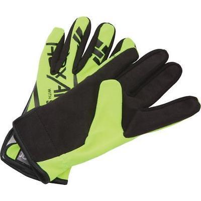 Hexarmor 4033 Chrome Core Hi Vis Superfabric Cut Resistance Gloves Size 9large