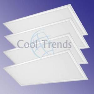 4 packages of Led Panel Light, 72W, 5000K, 2x4 (1213x603x10mm)