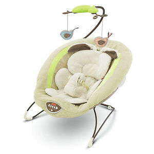 Fisher-Price My Little Snugabunny™ Deluxe Bouncer