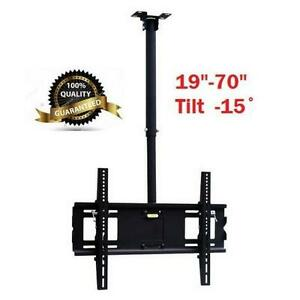 Weekly Promo!   Ceiling TV Mount Bracket,Ceiling mount for TV  $59.99