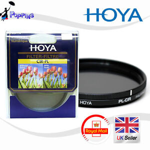 Genuine NEW  Hoya 52mm CPL CIR-PL Circular Polarizing Filter