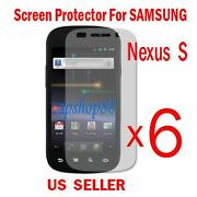 Nexus s Screen Protector
