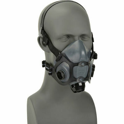 North By Honeywell 5500 Series Half Face Respirator 5500-30l Size Large