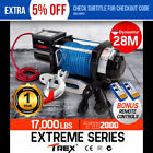 Car & Truck Tow Electric Winches