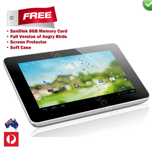 Brand NEW Huawei MediaPad 7 Lite Android 7.0 Inch Wi-Fi Tablet - White