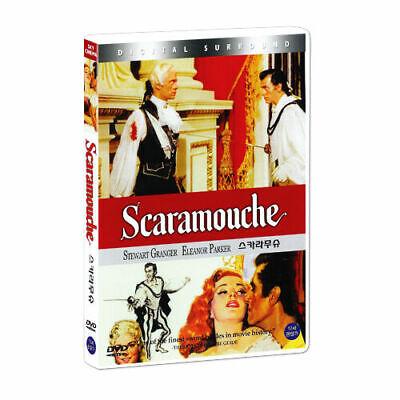 [DVD] Scaramouche (1952) Stewart Granger *NEW