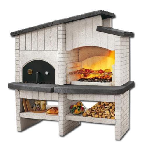 gartengrill backofen grills ebay. Black Bedroom Furniture Sets. Home Design Ideas