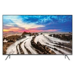 "Samsung 65"" Inch 4K Ultra HD Smart LED TV UN65MU8000"