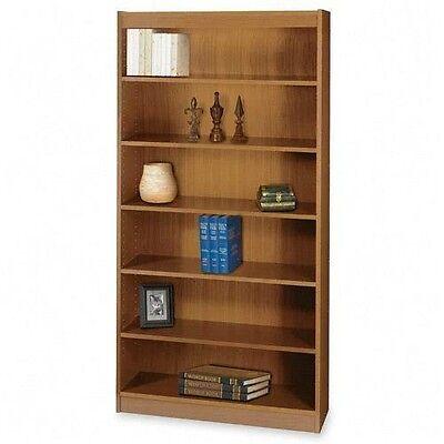 Safco 6-Shelf Bookcase - 1505MOC