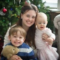 Nanny Wanted - Job Posting: Russell, Ontario Babysitter. Looking