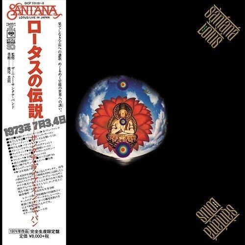 Santana - Lotus: Complete Edition (Hybrid-SACD) [New SACD] Japanese Mini-Lp Slee