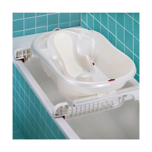 Onda ok baby bath with stand and adaptors for bathtub