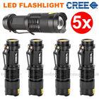 UltraFire Mini LED Camping & Hiking Flashlights