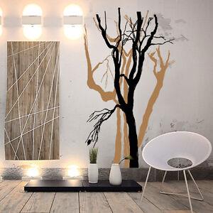 01207 wall stickers sticker adesivi muro murali decorativi - Albero su parete ...