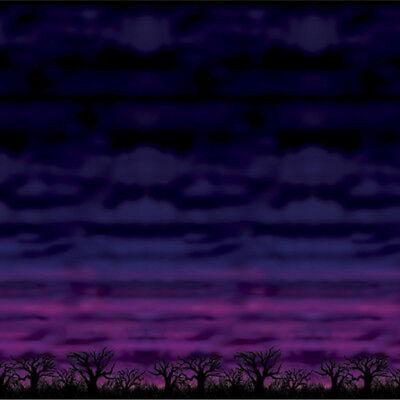 Spooky Sky Backdrop](Halloween Sky Background)