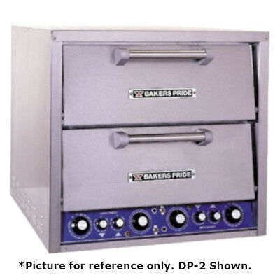 Bakers Pride Dp-2bl Brick Lined Electric Countertop Oven