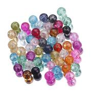 6mm Crackle Beads