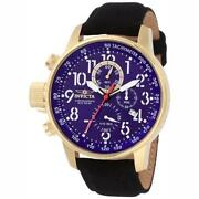Invicta Mens Watch Blue