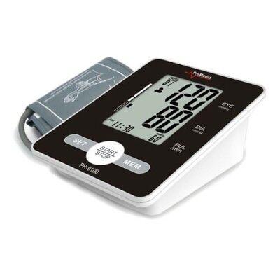 Digitaal bloeddrukmeter 9100 met voeding en draagtas, Manometer