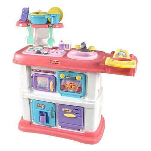 fisher price grow with me kitchen ebay