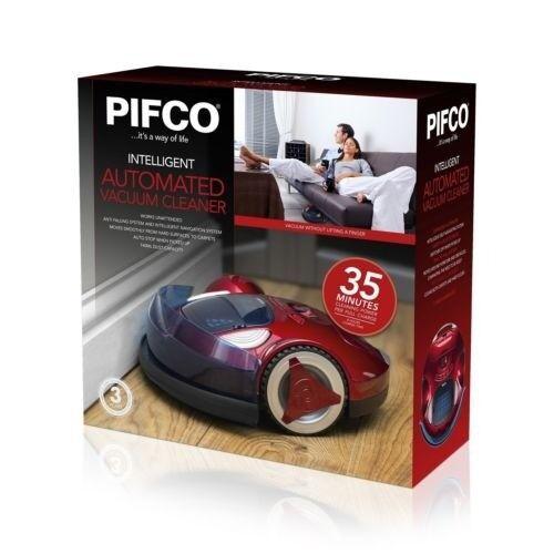 Pifco Robotic Vacuum Cleaner, Hoover
