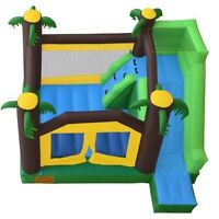Inflatable bouncy houses 4 days for the price of 1!!!
