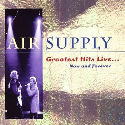 Air Supply - Greatest Hits Live: Now and Forever [New