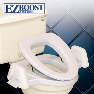 Toilet Lift Chair EZ-Boost-Toilet-Seat-Assist-Lifting-Chair-Positioning-Aid ...
