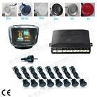 8 LCD Parking Sensor