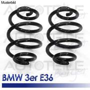 BMW E36 Federn