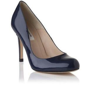 Taupe Leather Court Shoes Russell And Bromley