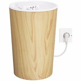Blue lounge Cable Bin for cable management. RRP £58. BARGAIN £20