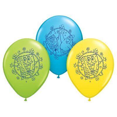 Spongebob Balloon (6 pc 12