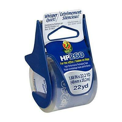 Duck Brand Hp260 High Performance Packaging Tape With Dispenser 1.88 Inches X
