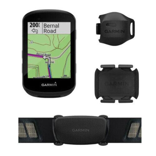 Garmin Edge 530 Bike Computer with Sensor Bundle