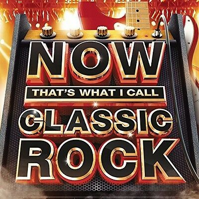 Various   Now Thats What I Call Classic Rock  New Cd  Uk   Import