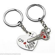 Key to My Heart Keychain