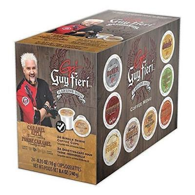 - Guy Fieri Caramel Apple Bread Pudding Coffee 24 to 96 Keurig K cups FREE SHIP