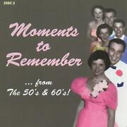 Moments to Remember CD